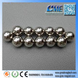 Ímãs esféricos pequenos fortes para materiais magnéticos fortes da venda