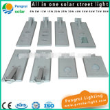 25W Todos en un sensor de movimiento LED de ahorro de energía solar al aire libre luz del jardín