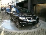 Высокая емкость вращающейся платформы поворотной платформы автомобиля для автоматического отображения