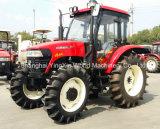 Front端LoadersおよびBackhoeの4X4 Tractors