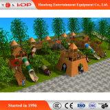 Openlucht Bos van Jonge geitjes van de Grappige van het Park Reeks Apparatuur van de Speelplaats (hd-MZ041)