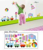 2011 New PVC Wall Sticker for Home Decoration for Children (JF-0256)