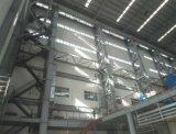 Helle Stahlkonstruktion-Lager Peb Gebäude-Lager-Werkstatt