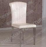 Klassische Edelstahl PU des Stuhl-2016, die das Stuhl-Form-Wohnzimmer speist Stuhl (CY316, speist)