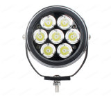 Fahrendes Licht 70W der 6 Zoll rundes hohes helles CREE Arbeits-LED
