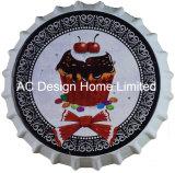 De Plaque van het Bier GLB van de Druk van het Metaal van het Ontwerp van de Cake van de kop