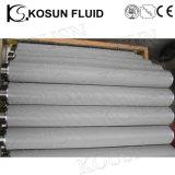 Lavável em aço inoxidável de Solventes Químicos /filtro de óleo do elemento do cartucho