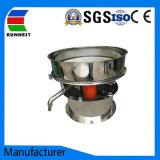 顔料フィルター装置のための高周波振動スクリーン機械
