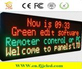 Outdoor를 위한 WiFi LED Scrolling Sign Board
