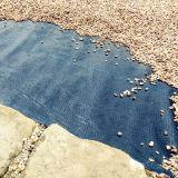 tessuto del coperchio al suolo 70GSM dalla fabbrica