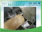 Máquina plástica de la cuerda de rosca de tubo del PVC