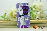 Teléfono móvil de diseño de dibujos animados Estuche rígido para el iPhone 4S (TX-HC0443)