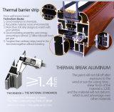 Highquality&Nbsp; Portelli Bifold di alluminio del patio