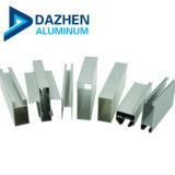 L'Indonésie sur le marché du profil d'Extrusion d'aluminium 6063 T5 Bar pour la fenêtre et de la porte
