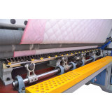 Geautomatiseerde Multi het Watteren van de Steek van het Slot van de Naald Machine voor Deken