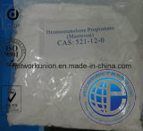 No iniettabile di CAS del liquido: 521-12-0 Drostanolone Propionate/Masteron 100mg/Ml Dosage