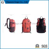 Camping、Travel、Hiking、Mountainのための赤いGym Fitness Sports Backpack