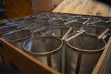 300-400 araña micro del salto del acoplamiento de alambre del filtro del acero inoxidable del acoplamiento