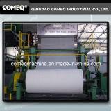 El papel higiénico de tejido de la máquina de maquinaria de fabricación de papel