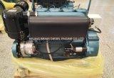 Moteur diesel refroidi par air F4l913 de Beinei de mélangeur concret