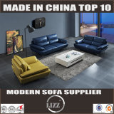 多彩な現代的な革ソファー(Lz020)