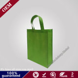 L'abitudine poco costosa di prezzi ha stampato il sacchetto non tessuto riciclabile laminato tessuto amichevole di acquisto di drogheria del Tote di Eco