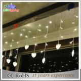 Indicatori luminosi acrilici della stringa della decorazione LED di motivo di natale dei nuovi prodotti