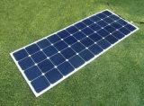 140W Sunpower flexibler Sonnenkollektor für Haus
