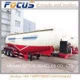 acoplado a granel seco neumático del transporte a granel del cemento 45cbm para la venta