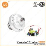 Lega di alluminio chiara bianca della fabbrica del fornitore del LED di via della lampada chiara LED del giardino
