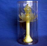 عالة أسطوانة صندوق بلاستيكيّة مستديرة ([بفك] 001)