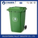 240L de openlucht Plastic Bak van het Huisvuil van het Blik van het Afval van de Vuilnisbak