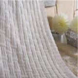 Fancy-Weave de alta qualidade (Manta de algodão tricotado DPFB8016)