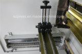 Escolhe a máquina de dobra hidráulica do metal da placa (100T 3200mm)