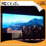 Im Freien farbenreicher P4.81 Miet-LED Zeichen-Video-Bildschirm
