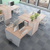 Mesa laminada de Workstaion do escritório do MDF