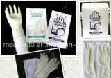 使い捨て可能な乳液の外科手袋(QDMH-7006)