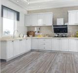 工場直接良質の白い木製の食器棚