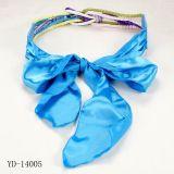La courroie de satin bleu à caractère ethnique de la courroie (YD-14005)