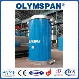 Ygl 1, 200, riscaldatore fluido termico verticale 000kcal/Hr