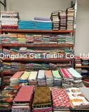 2017 novo tecido de algodão 100%/ tecido impresso/tecido Poly-Cotton T/C /roupa de algodão Tecidos de fios/ tecido de polipropileno
