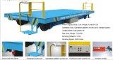 Verkaufs-Service zur Verfügung gestellter Übergangsschienen-Karren-Fabrik-Verbrauch