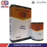 1L per cemento di contatto del neoprene del cuoio dello stagno