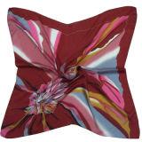 Square lenço de seda