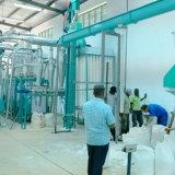 Máquina de trituração do milho de Kenya 20t