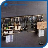 Шкаф полки кухни космоса алюминиевый высокосортный