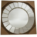 "Mur miroir Deco Photo Frame 15,5"""