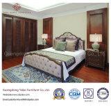 Mobília do hotel de cinco estrelas com a mobília moderna do quarto ajustada (YB-S-22)
