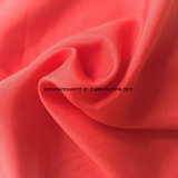 tessuto tinto 100%Polyester per l'indumento 75D*75D 55GSM