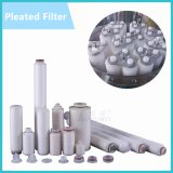 Multi Cores 1020 Inch PP Pleated Candle Filter/Micron PP Pleated Filter Cartridge for Stainless Steel Filter Cartridge Housing